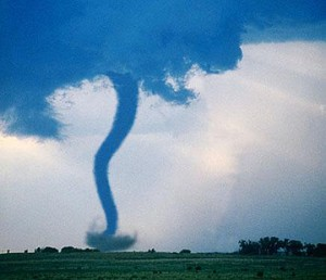 Tornado in Perth - Yes, seriously