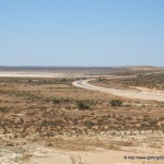 Large open spaces - the remoteness of Western Australia