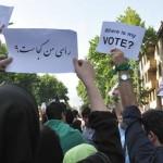 Iran to Australia - Protests
