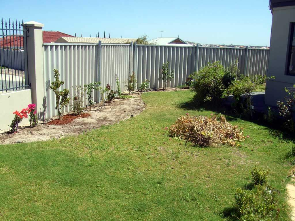 gardening in australia before pictures