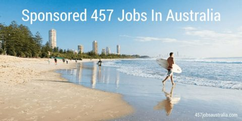 Finding a Sponsored Job in Australia