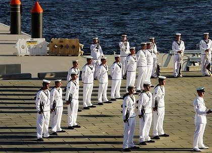 UK Royal Navy Personnel Being Targeted By Australian Immigration