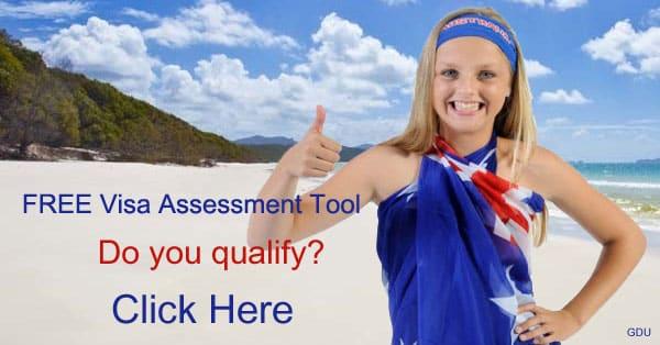 Australian Visa Free Online Assessment Tool