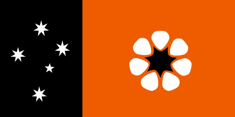 Flag Australia Northern Territory (NT)