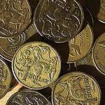 Australian Dollar UK Pound exchange rate FOREX