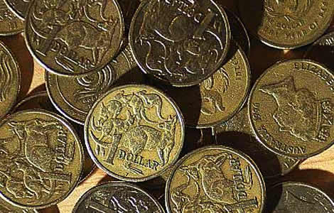 Australian Dollar UK Pound exchange rate FOREX