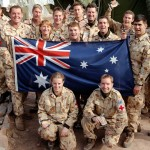 Australian citizenship for families of defence forces