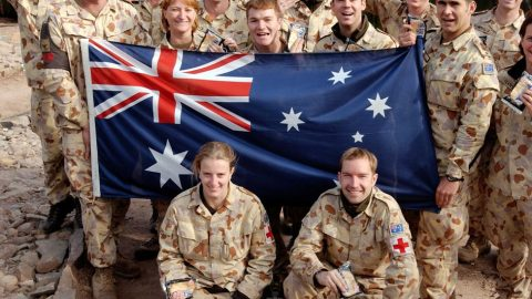 Australian Citizenship Fast-Tracked For Defence Families