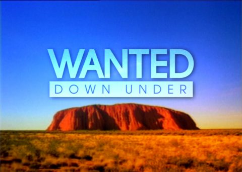 BBC Wanted Down Under Series 8 Application Form