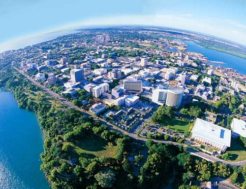 Darwin Best Place to Find Work In Australia