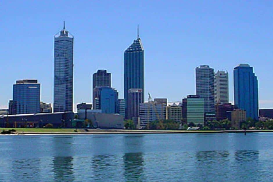 perth most expensive city in australia