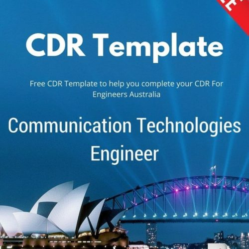 Communication Technologies Engineer CDR