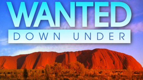 Wanted Down Under Application Form
