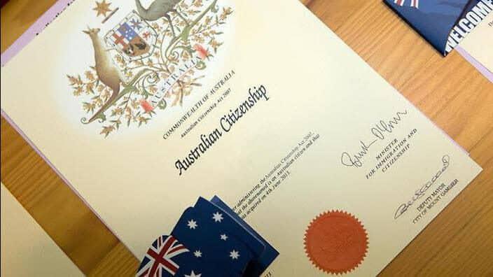 2019 Australian Citizenship