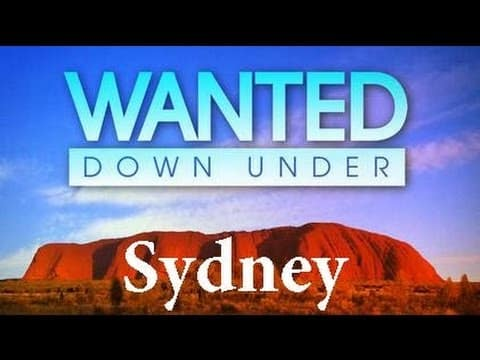 Wanted Down Under Series 6 - Green Family - Sydney - Sydney, Wanted-Down-Under - hqdefault 6