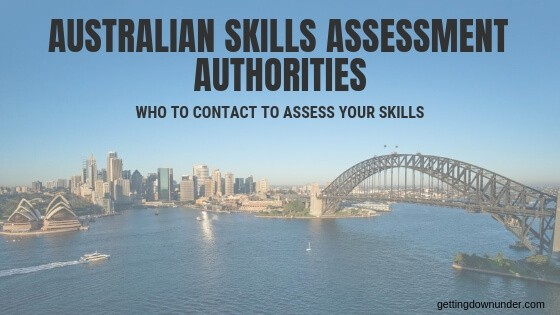 Australian Skills Assessment Authority Contact Details