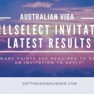 Skillselect Invitation Rounds – October 2019