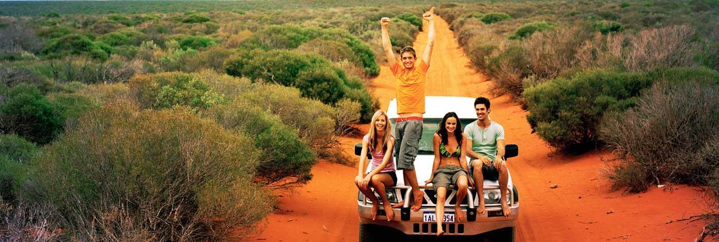 Australia Working Holiday Visa