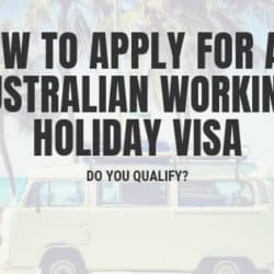 How To Apply Australia Working Holiday Visa