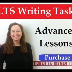 Advanced IELTS Writing Task 2 Lessons - IELTS, ielts listening, ielts speaking, ielts writing, IELTS-Test - Advanced IELTS Writing Task 2 Lessons