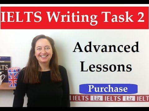 Advanced IELTS Writing Task 2 Lessons - Advanced IELTS Writing Task 2 Lessons - Getting Down Under IELTS, ielts listening, ielts speaking, ielts writing, IELTS-Test