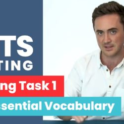 E2 Ielts Academic | Writing Task 1 With Jay | Essential Vocabulary - E2 Ielts Academic Writing Task 1 With Jay