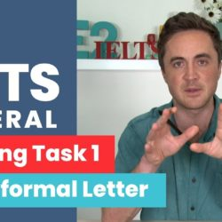 Ielts General Writing Task 1 - Informal Letters - Top Tips - E2 Ielts General Writing Task 1 Informal Letters