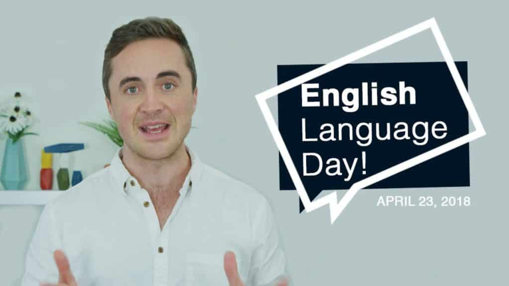 Happy English Language Day from E2Language! - Happy English Language Day from E2Language - Getting Down Under accent, angielski, anglais, anglicky, angol, e2, e2 ielts, e2 jay, e2 language, e2 pte, e2language, education, engleză, englisch, English, english grammar, english language, english language day, english speaking, engvid, esl, esl tips, how to, IELTS, ielts listening, ielts speaking, ielts writing, IELTS-Test, inggris, İngilizce, inglés, inglese, learn english, native english, oet, pronunciation, pte, pte academic, pte e2, pte speaking, Toefl, αγγλικά, англи́йский, إنجليزي