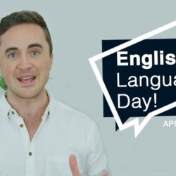 Happy English Language Day from E2Language! - accent, angielski, anglais, anglicky, angol, education, engleză, englisch, English, english grammar, english language, english language day, english speaking, engvid, esl, esl tips, how to, IELTS, ielts listening, ielts speaking, ielts writing, IELTS-Test, inggris, İngilizce, inglés, inglese, learn english, native english, oet, pronunciation, pte, pte academic, pte speaking, Toefl, αγγλικά, англи́йский, إنجليزي - Happy English Language Day from E2Language