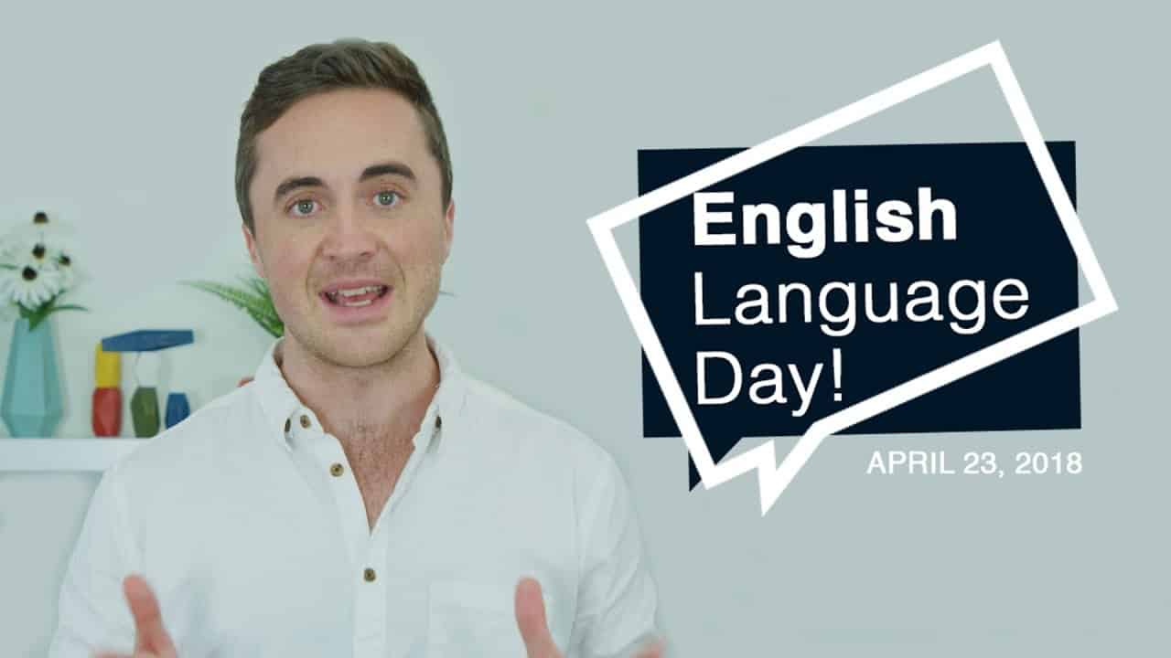 Happy English Language Day from E2Language! - how to - Happy English Language Day from E2Language