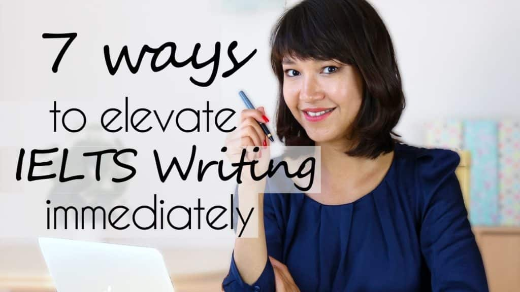 How to improve your IELTS Writing skills immediately - How to improve your IELTS Writing skills immediately - Getting Down Under IELTS, ielts listening, ielts speaking, ielts writing, IELTS-Test