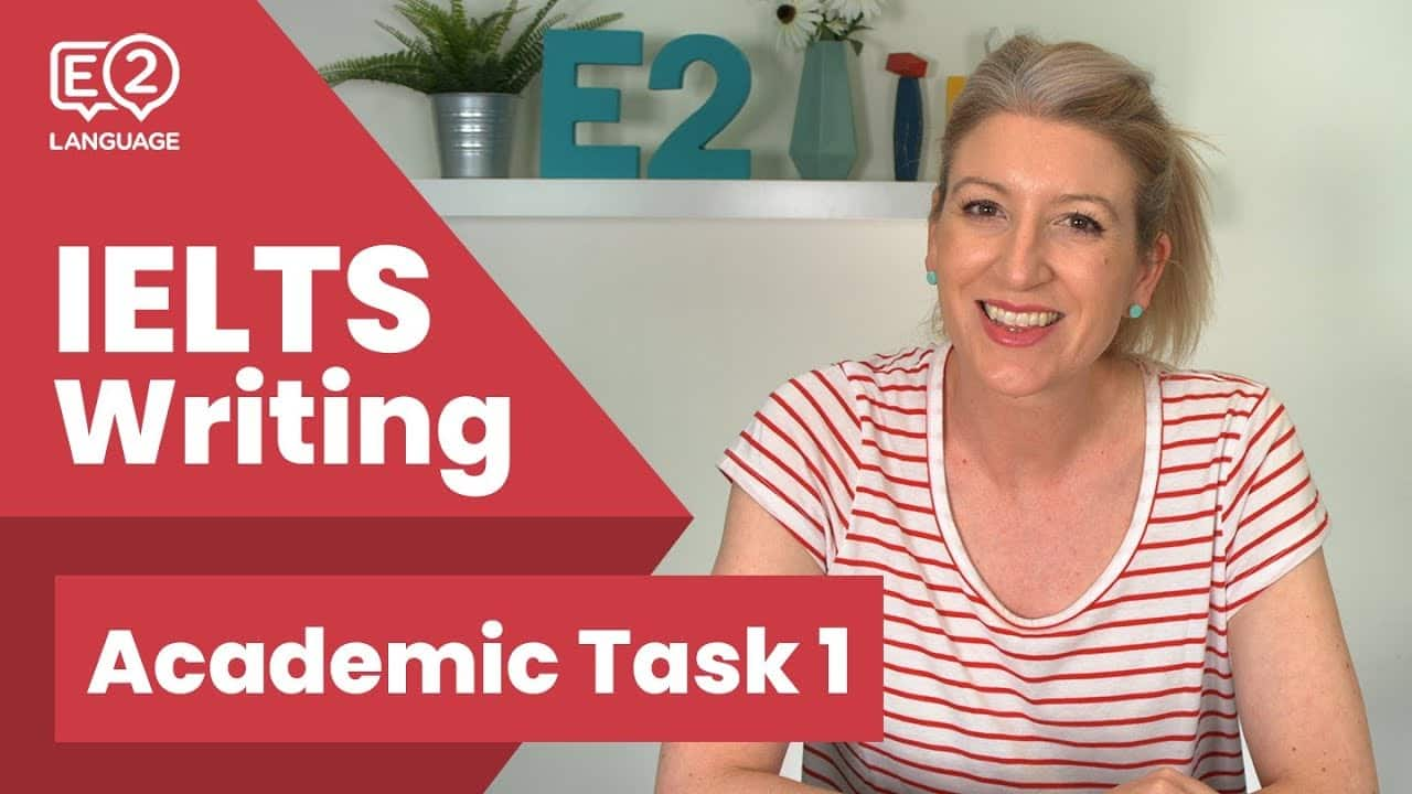 IELTS Academic Writing Task 1 #E2Tasks with Alex - IELTS Writing Videos - IELTS Academic Writing Task 1 E2Tasks with