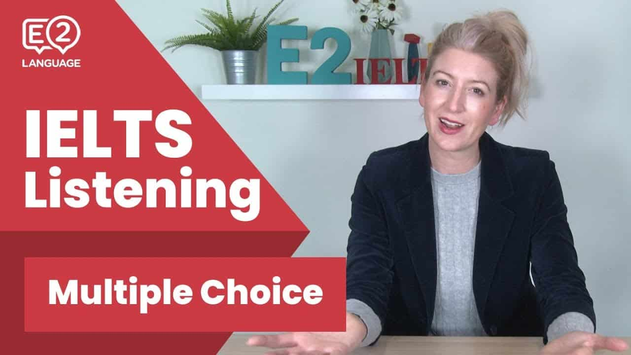 IELTS Listening Multiple Choice #E2Tasks with Alex - IELTS, ielts listening, ielts speaking, ielts writing, IELTS-Test, multiple choice - IELTS Listening Multiple Choice E2Tasks with