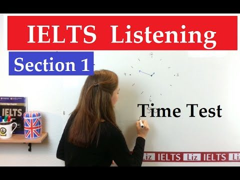 IELTS Listening Practice for Time - IELTS Listening Practice for Time - Getting Down Under IELTS Preparation Videos