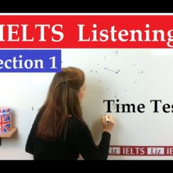 IELTS Listening Section 1: Time Test - IELTS, ielts listening, ielts speaking, ielts writing, IELTS-Test - IELTS Listening Section 1 Time Test