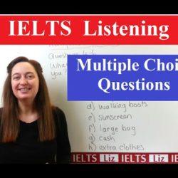 IELTS Listening Tips: Multiple Choice - IELTS, ielts listening, ielts speaking, ielts writing, IELTS-Test - IELTS Listening Tips Multiple Choice