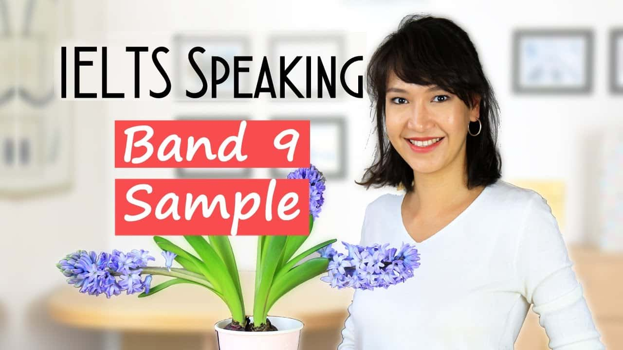IELTS Speaking Band 9 Sample Answer + Vocabulary - IELTS Preparation Videos - IELTS Speaking Band 9 Sample Answer Vocabulary