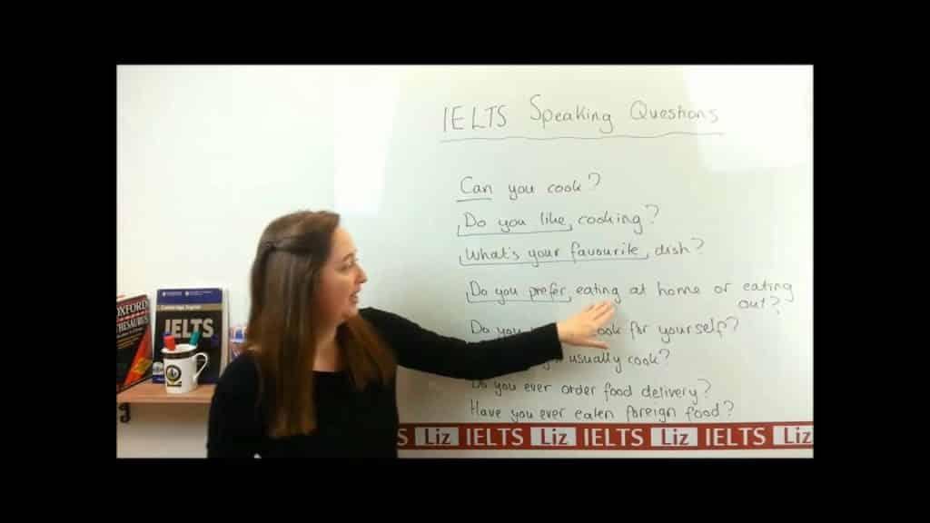 IELTS Speaking Part 1: Common Questions - IELTS Speaking Part 1 Common Questions - Getting Down Under IELTS, ielts listening, ielts speaking, ielts writing, IELTS-Test