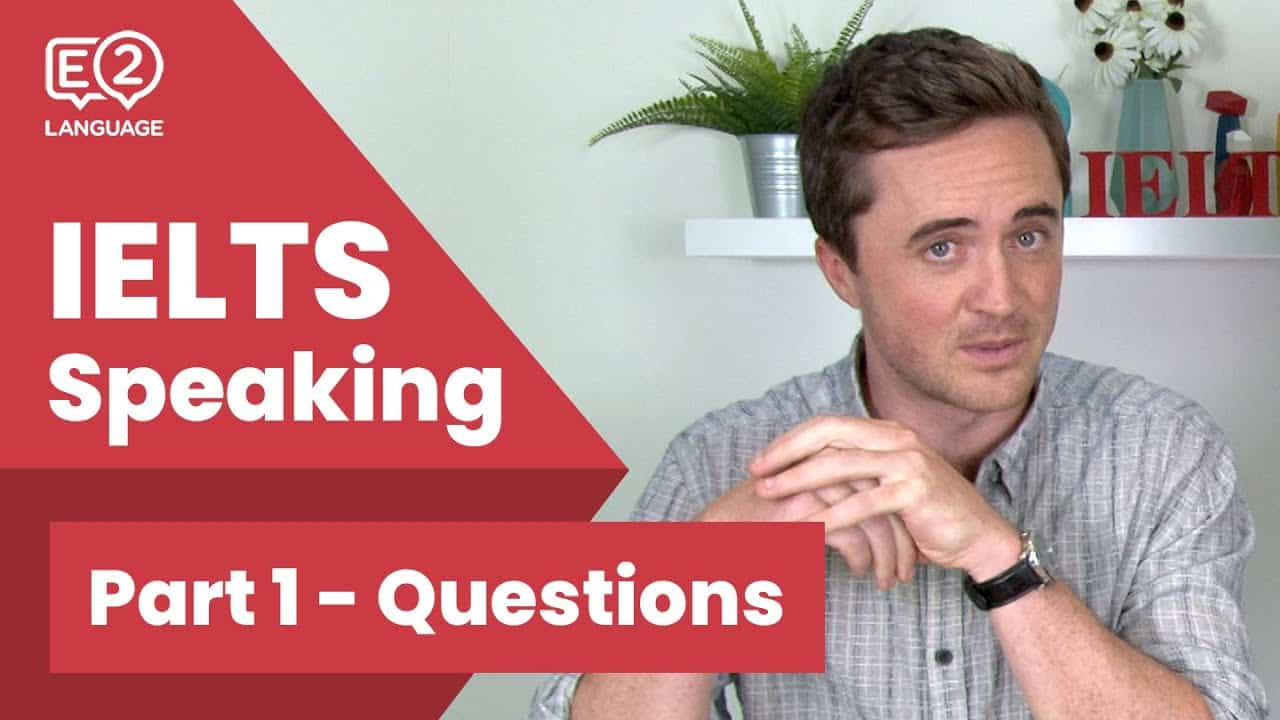 IELTS Speaking Part 1 -  Questions #E2Tasks with Jay & Alex - ielts tips - IELTS Speaking Part 1 Questions E2Tasks with Jay amp