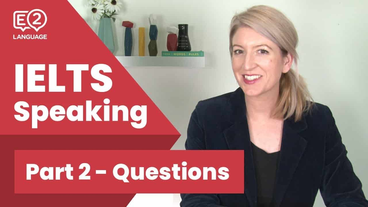 IELTS Speaking Part 2 - Questions #E2Tasks with Jay & Alex - totw - IELTS Speaking Part 2 Questions E2Tasks with Jay amp