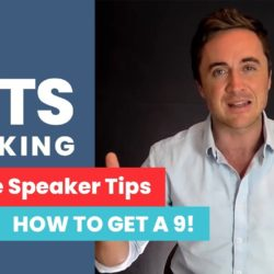 IELTS Speaking Tips:  How to Get a 9! - examples ielts speaking section, IELTS, ielts academic speaking, ielts criteria, ielts interview, ielts learning, ielts native speaker, ielts speaking practice, ielts speaking sample, ielts speaking test - IELTS Speaking Tips A Native Speaker Tells You How to