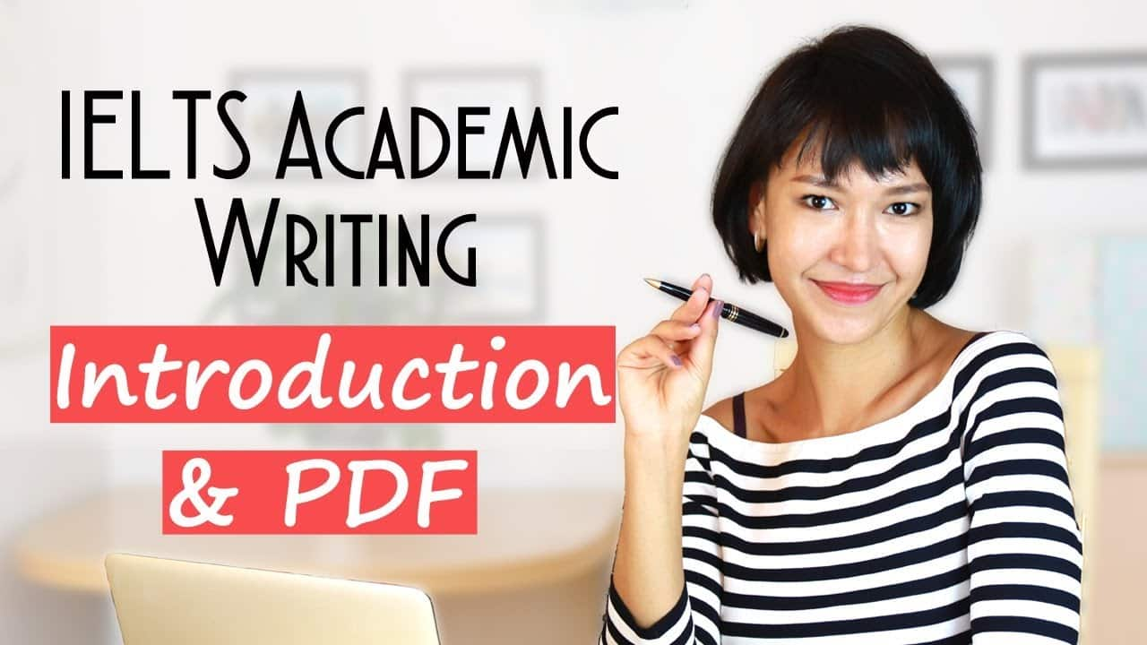 IELTS Writing Task 1 Introduction | Academic Vocabulary - IELTS Writing Task 1 Introduction Academic Vocabulary - Getting Down Under IELTS, ielts listening, ielts speaking, ielts writing, IELTS-Test