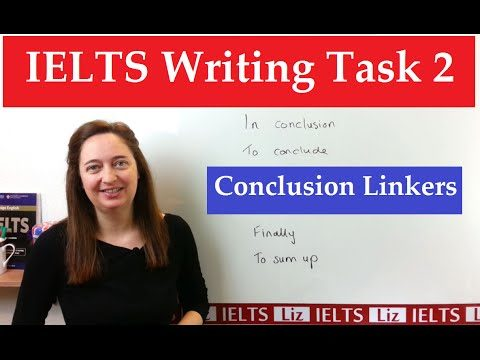 IELTS Writing Task 2: Linking Words for the Conclusion - IELTS Writing Task 2 Linking Words for the Conclusion - Getting Down Under IELTS, ielts listening, ielts speaking, ielts writing, IELTS-Test