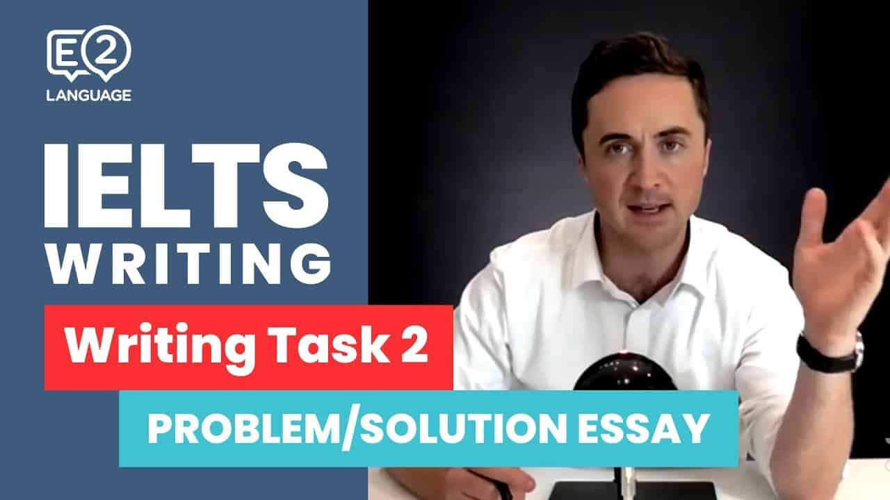 IELTS Writing Task 2 | PROBLEM / SOLUTION ESSAY with Jay! - IELTS Writing Videos - IELTS Writing Task 2 PROBLEM SOLUTION ESSAY with