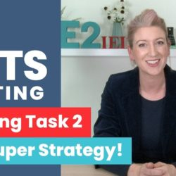 IELTS Writing Task 2 - Super Strategy! with Alex - e2alex, e2ielts, e2language, IELTS, ielts 2019, ielts exam, ielts exam preparation, ielts listening, ielts speaking, ielts writing, ielts writing skills, ielts writing task 2, ielts writing tips, IELTS-Test, ieltswriting - IELTS Writing Task 2 Super Strategy with Alex