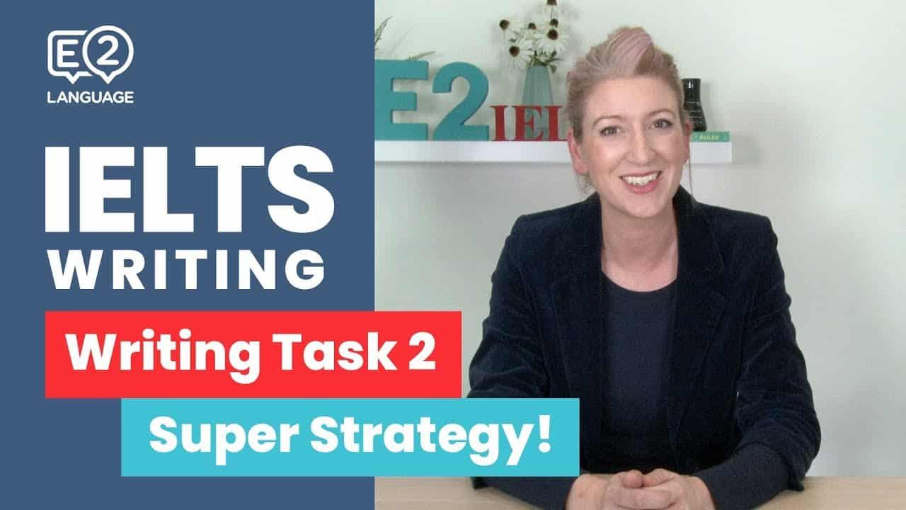 IELTS Writing Task 2 - Super Strategy! with Alex - ielts writing task 2 - IELTS Writing Task 2 Super Strategy with