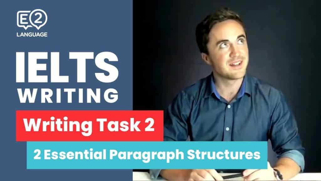 IELTS Writing Task 2   TWO ESSENTIAL PARAGRAPH STRUCTURES with Jay! - IELTS Writing Task 2 TWO ESSENTIAL PARAGRAPH STRUCTURES with - Getting Down Under IELTS Writing Videos