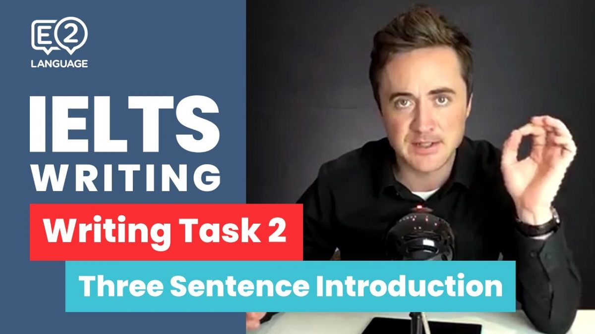 IELTS Writing Task 2: The 3 Sentence Introduction - esl, IELTS, IELTS academic, ielts academic writing, ielts course, ielts e2, ielts essay, ielts essay introduction, ielts essay structure, IELTS general, ielts jay, ielts listening, ielts sentence introduction, ielts speaking, ielts writing, ielts writing introduction, ielts writing sample, ielts writing task 2, ielts writing task 2 introduction, ielts writing tips, IELTS-Test - IELTS Writing Task 2 The 3 Sentence Introduction by Jay
