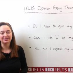 Ielts Writing Task 2 Tips: Expressing Your Opinion - Ielts Writing Task 2 Tips Expressing Your Opinion