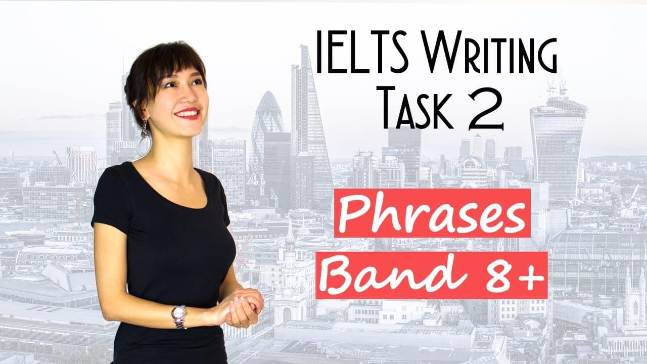 IELTS Writing Task 2 Useful PHRASES and expressions for Band 8+ | Academic and General Training - IELTS, ielts listening, ielts speaking, ielts writing, IELTS-Test - IELTS Writing Task 2 Useful PHRASES and expressions for Band